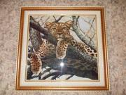 Картины-Вышивка Ручной работы (продажа в Хабаровске)