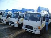 бортовой грузовик Hyundai Mighty (HD 78)