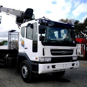 грузовик Daewoo 6x4