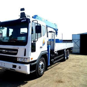 грузовик Daewoo 6x4 ..