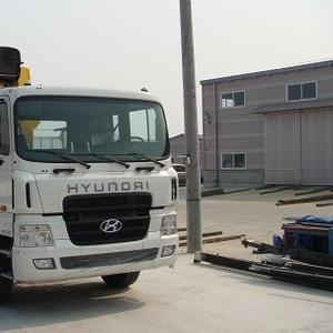 Hyundai HD170 с КМУ Yourim KYC2017H