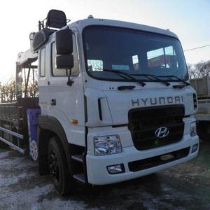 грузовик Hyundai HD250 6x4