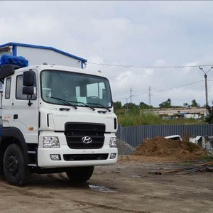 грузовик Hyundai HD250 6x4 ..