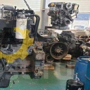 Двигатель оригинал SA6D125E-2 Komatsu контрактный без ремонта,  Хабаров