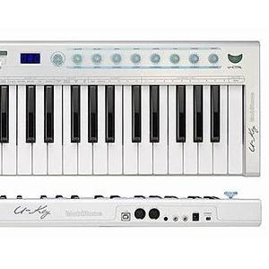 Продам MIDI клавиатура CME U-KEY V2 (WHITE)