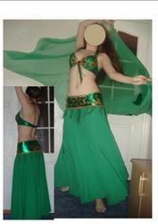 Продам недорого костюмы для восточных танцев!